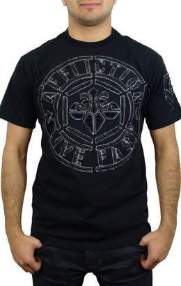 Affliction Men's Buildup T-Shirt XXL