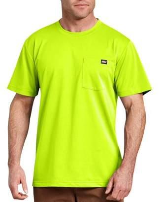 Dickies Genuine Big Men's Short Sleeve Performance Pocket T-Shirt