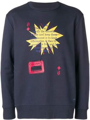Vivienne Westwood Propaganda sweatshirt