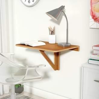 Zipcode Design Eddie Wall Mounted Floating Desk