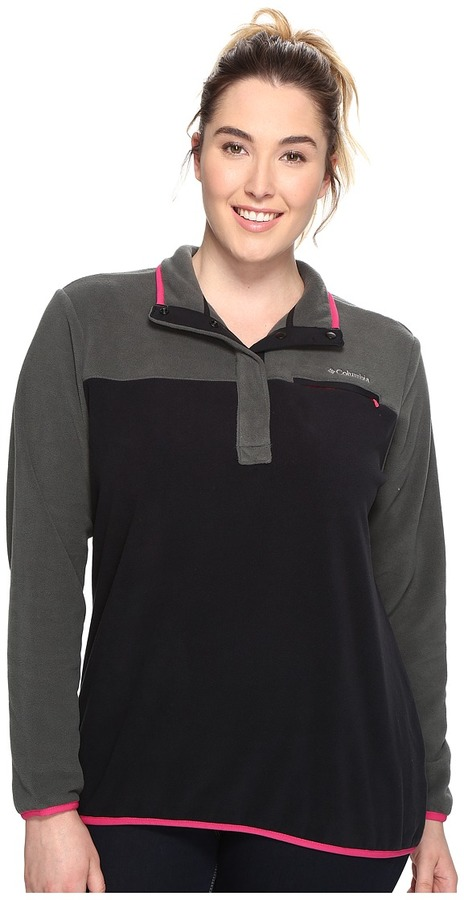 ColumbiaColumbia - Plus Size Mountain Side Pullover Women's Long Sleeve Pullover