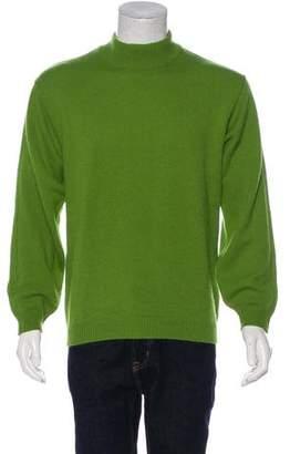 Issey Miyake Wool & Angora-Blend Sweater