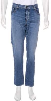 Rag & Bone Five-Pocket Skinny Jeans