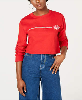 Dickies Cropped Logo Graphic T-Shirt