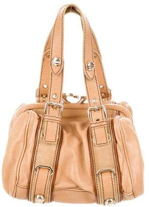 Marc Jacobs Small Leather Handle Bag