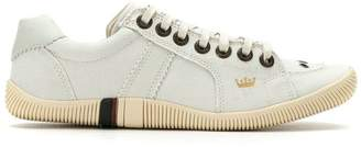 OSKLEN panelled lace-up sneakers