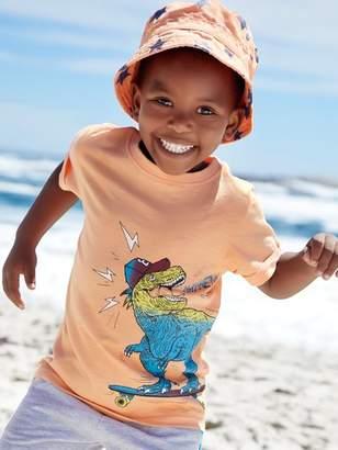 M&Co Dinosaur Print T-shirt