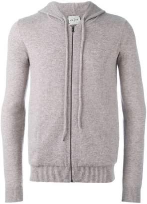 Le Kasha cashmere 'Jaipur' knitted hoodie