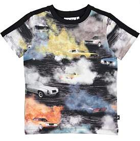 "Molo Burnout"" Tee (4-12Years)"