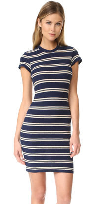 James Perse Tee Dress $195 thestylecure.com