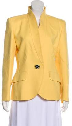 Akris Structured Wool Blazer