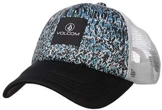 Volcom Women's Lost Marbles Curved Brim Mesh Hat