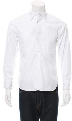 Haver Sack Long Sleeve Button-Up Shirt w/ Tags