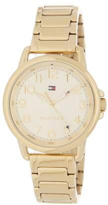 Tommy Hilfiger Women's Casey Bracelet Watch, 37mm