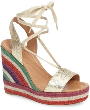 Women's Kate Spade New York Daisy Too Platform Wedge Espadrille