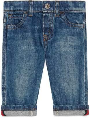 b4c3f6e3c436 Gucci Boys  Jeans - ShopStyle