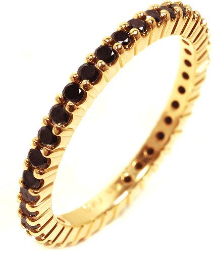 OGI Black Diamond Ring