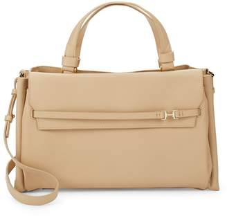Halston Women's Strappy Large Satchel Bag