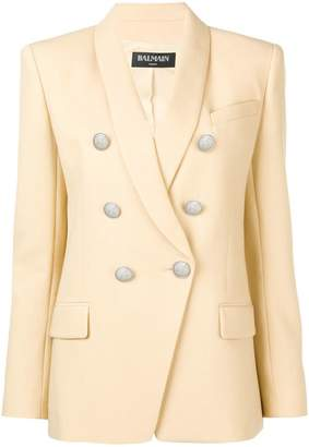 Balmain slim-fit blazer