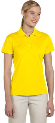 adidas Ladies Climalite Basic Short-Sleeve Polo