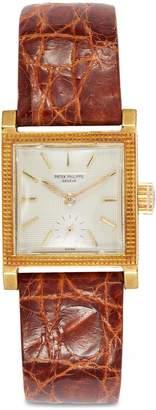 Patek Philippe Lane Crawford Vintage Collection manual winding 18k yellow gold 2496 watch