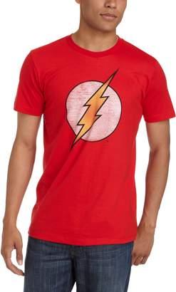 Bioworld Men's Flash Logo T-Shirt