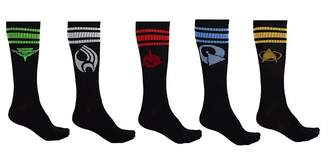Factory Robe Star Trek The Next Generation Races Icon Socks -5 Pack Size 9-12