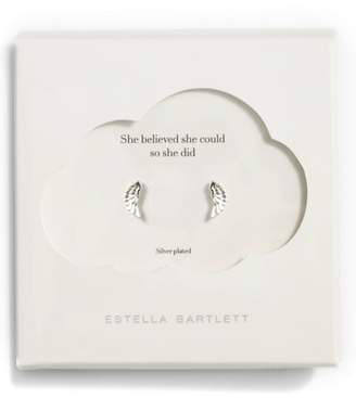 ESTELLA BARTLETT Wing Stud Earrings