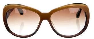 Dita Oversize Pretender Sunglasses