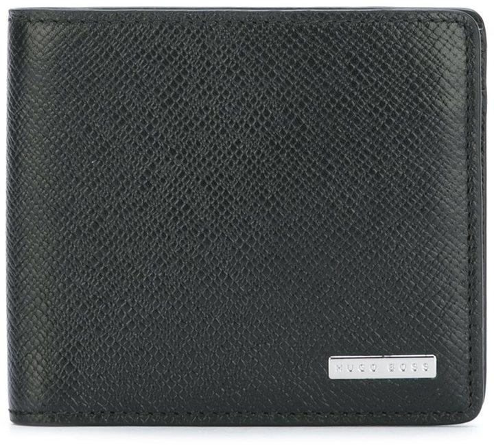 Hugo BossBoss Hugo Boss textured portfolio wallet