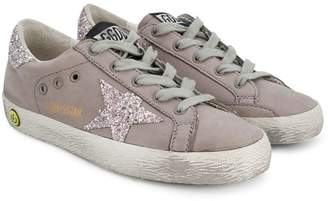 Golden Goose Kids Superstar sneakers