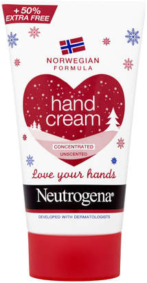 Neutrogena Norwegian Formula Concentrated and Unscented Hand Cream 75ml