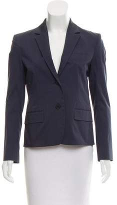 Reed Krakoff Notch-Lapel Button-Up Blazer