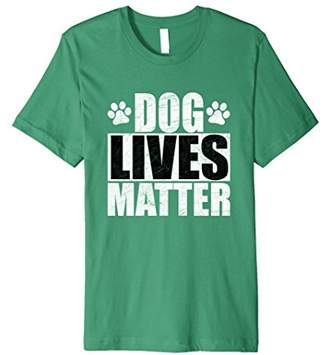 Dog Lives Matter Shirt Dog Lover Tee