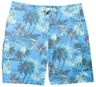 Tommy Bahama Baja Puerto Vallarta Palms Swim Trunks (Big & Tall)