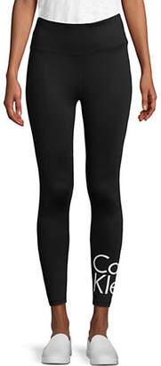 Calvin Klein High Waisted Panel Leggings