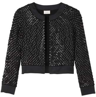Farah Semsem Embroidered Jacket