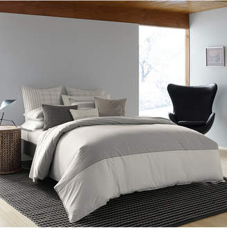 ED Ellen Degeneres Greystone Grey King Duvet Cover Bedding