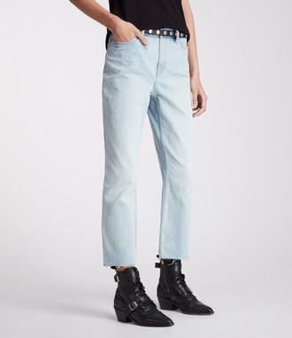 AllSaints Ella Straight Jeans