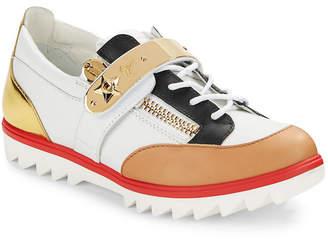 Giuseppe Zanotti Colorblock Leather Sneaker