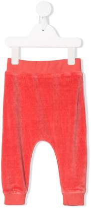 Molo velour baby trousers