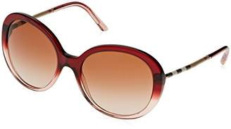 Burberry Women's 0BE4239Q 355313 57 Sunglasses