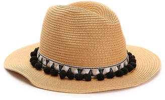 Mix No. 6 Geo Panama Floppy Hat - Women's