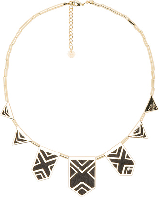 House of Harlow Classic Caged Station Necklace $98 thestylecure.com