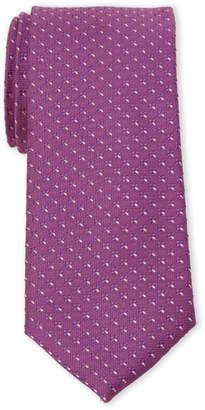 MICHAEL Michael Kors Pop Stitch Silk Tie