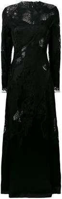 Ermanno Scervino lace long dress