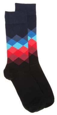 Happy Socks Diamond Men's Crew Socks
