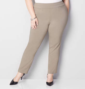 Avenue Super Stretch Welt Pocket Pull-On Pant 28-32