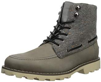 Generic Surplus Men's Mojave Mixed Material Lace-up Boot