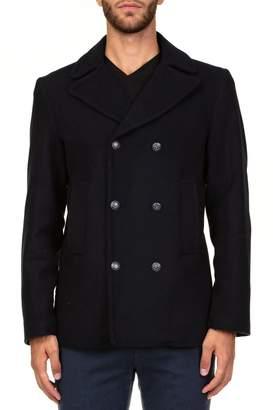 Trussardi Wool Blend Coat